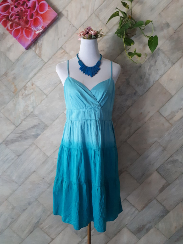bff8f958b81 Tommy Hilfiger ombre summer dress