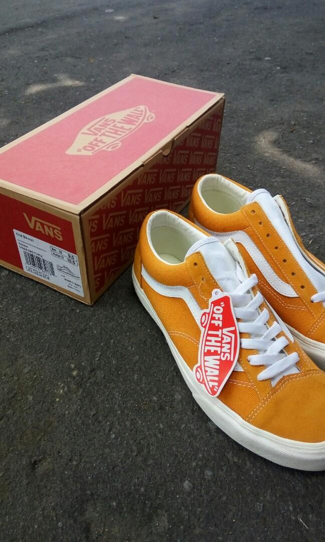 Vans Oldskool Style36 Yellow