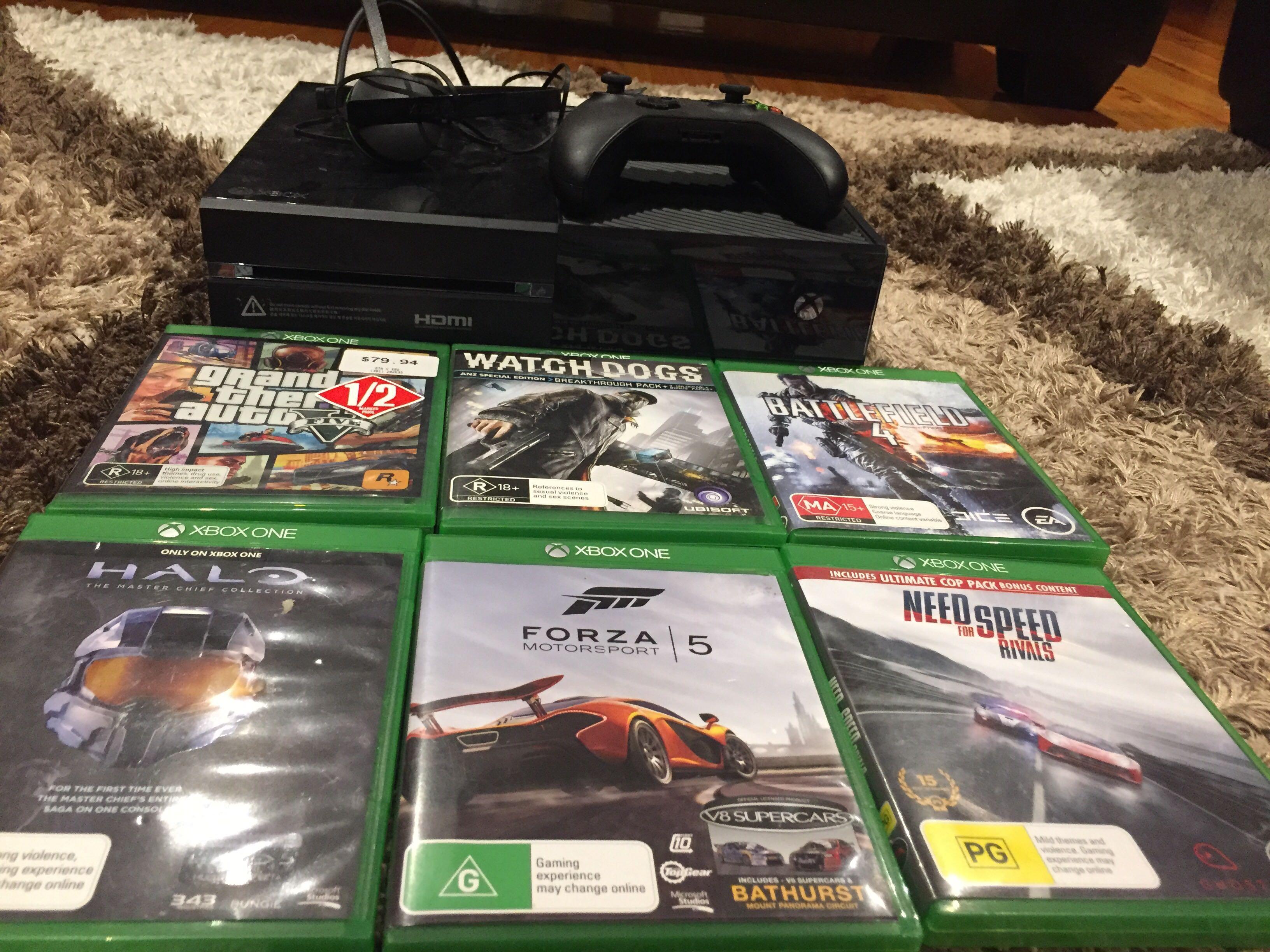 Xbox one 500TB