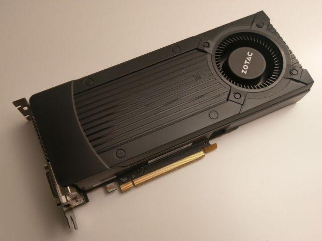 ZOTAC NVIDIA GeForce GTX 970 4gb Graphics Card, Electronics