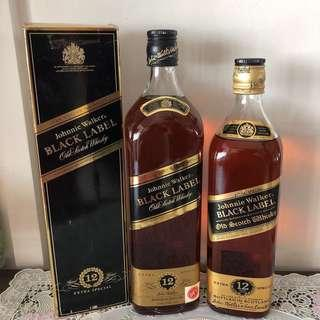 Johnny Walker Black Label (Bundle)