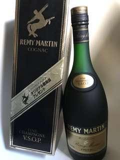 Remy Martin 綠樽 舊酒