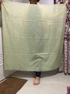 Jilbab 7 - rawis hijau muda