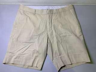 🚚 米色短褲