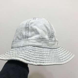 淺藍牛仔漁夫帽