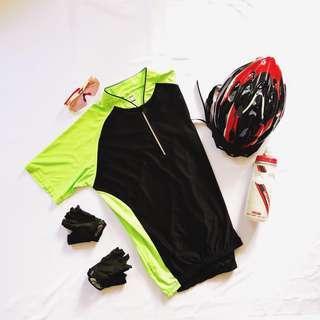Cycling Jersey, MuddyFox , Size M #sparkjoychallenge