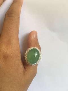 🚚 10.90Cts Burma Grade A Jadeite Jade