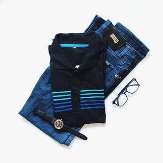 Vmware Men's Tshirt Collar #sparkjoychallenge