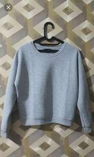 Sweater grey new look
