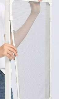 DIY 鋁窗蚊網(磁石)