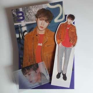 🚚 wanna one ha sungwoon nwy wanna ver full set