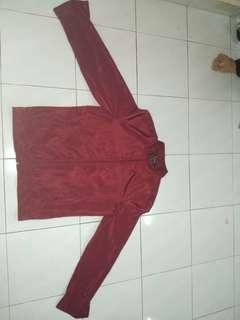 GUYS VISION RED JACKET