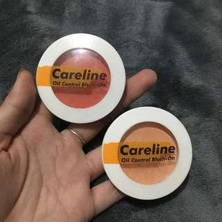 Careline Oil Control Blush Bundle