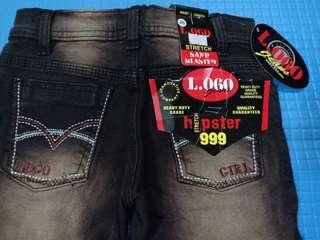 Celana Jeans levis logo long pants celana panjang