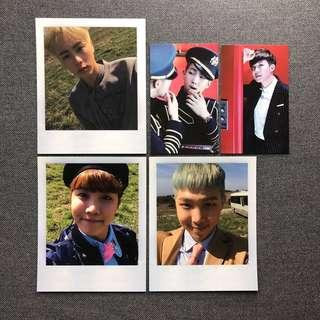 🚚 [OFFICIAL] BTS Young Forever Photocard
