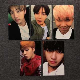 🚚 [OFFICIAL] BTS HYYH Pt.2 Photocard