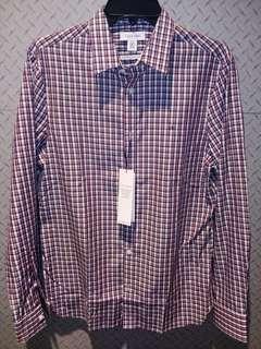 Calvin Klein Cotton cashmere shirt size S