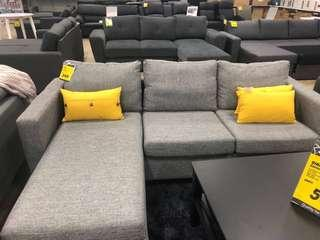 BRAND NEW Grey Sectional
