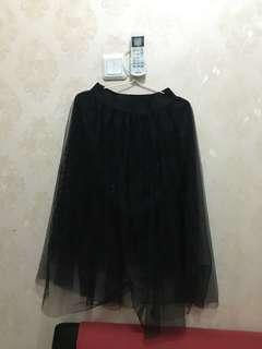 Rok tutu / skirt tutu bordir jual murah