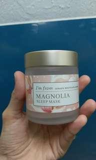 I'm From Nagnolia Sleep Mask