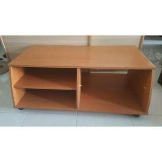 🚚 Wood TV Console