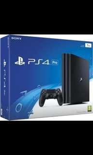 PS4 Pro 1TB sell or trade gaming laptop