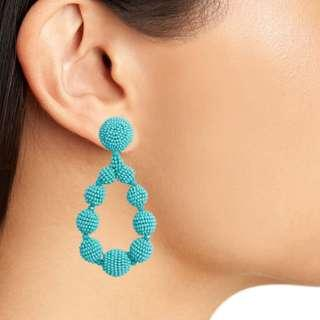 Sachnin & Babi Statement Earrings