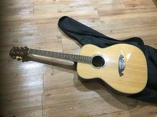 🚚 民謠木吉他