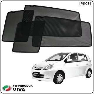 Perodua Viva Magnetic Sunshade