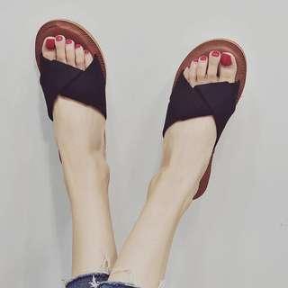 Black Sandals Shoes