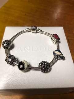 Pandora手錬及串飾