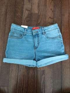 Brand new denim shorts!