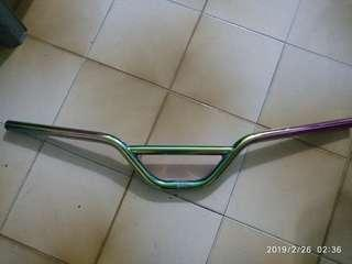 Oil slick handlebar