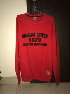 Manchester United Official Merchandise Sweater