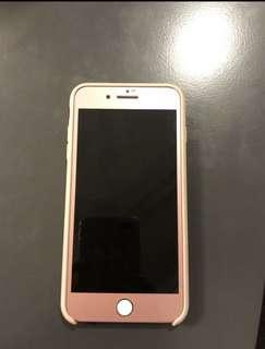 Iphone 8plus 64 GB Rose Gold