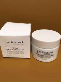 Josh Rosebrook Active enzyme Exfoliator 木瓜酵素蜂蜜磨砂