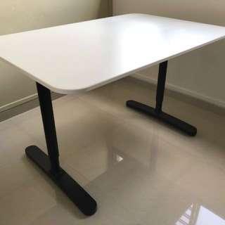 Ikea Bekant study office table (new Bekant version)