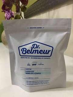 Dr Belmeur Clarifying 3 Step Kit ( The Face Shop )