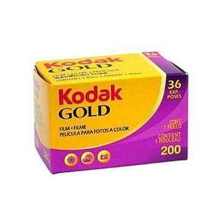 🚚 Kodak Gold 200 35mm