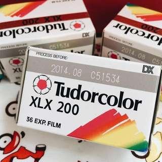 Tudorcolor XLX 200 35mm Film