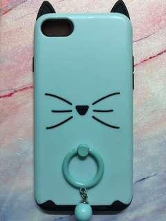 iPhone 7/8 貓咪指環手機殼