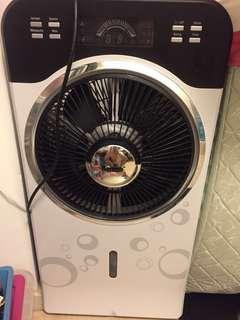 🚚 Faulty Roman fan with remote
