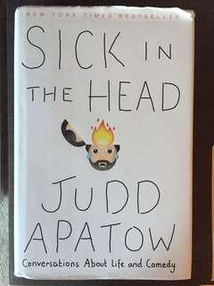 Judd Apatow sick in the head