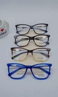 Kacamata Frame gucci size 53-16