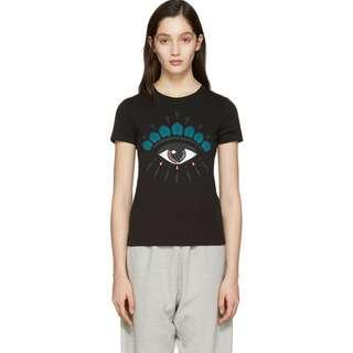 Kenzo women's Eye t-shirt Size Small