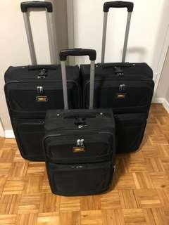 VIA RAIL LUGGAGE