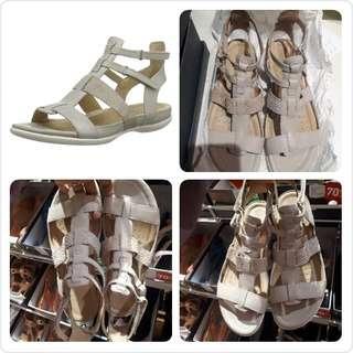 New Sepatu Sandal Wedges 💯% Original Ecco