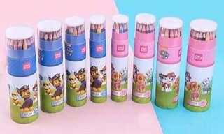 BN Paw Patrol Colour Pencils Set