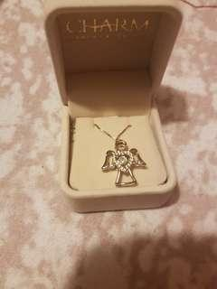 Charm Angel Necklace