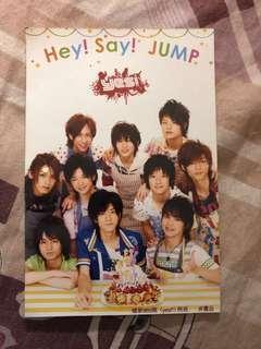 Hey!Say!Jump 969期 yes card